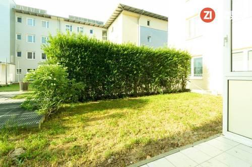 !Provisionsfrei! Schöne Gartenwohnung mit Loggia und TG-Platz
