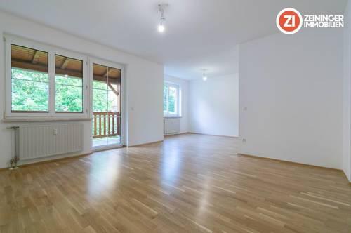 PROVISIONSFREI - Geförderte Wohnung im Aschach mit Loggia und Stellplatz