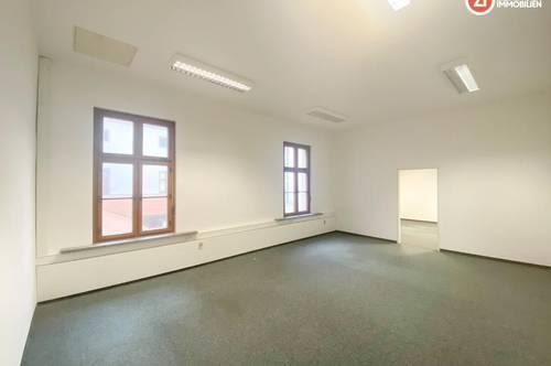 Sehr schönes Einzelbüro - Altbauflair im Schloss Puchenau - 55m²