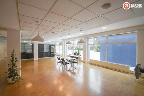 Sehr schöne Büros & Schaufläche mit Lager - ca. 760m²