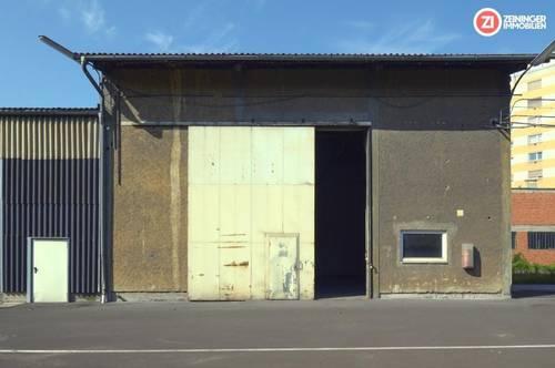 Großzügige Lagerhalle/Kaltlager - ca. 199m² - Nähe Lenaupark