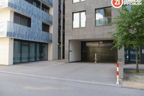 Großzügiger Tiefgaragenparkplatz nähe Bahnhof