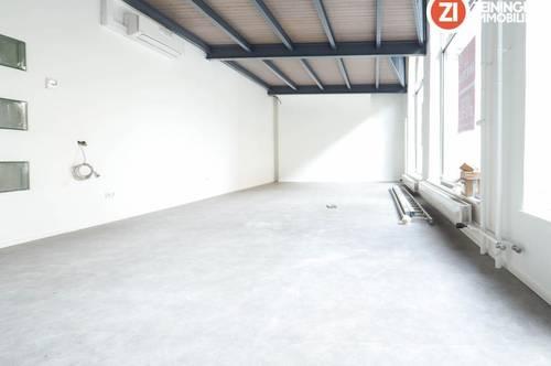 Schönes Geschäftslokal in neuem Glanz - nach Umbau - Prominente Lage in Urfahr