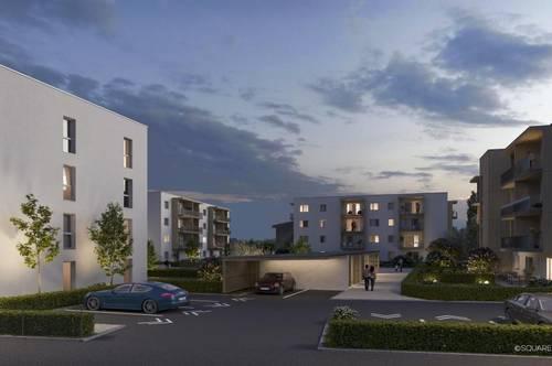 Geräumige 2-Zimmer-Wohnung mit Eigengarten