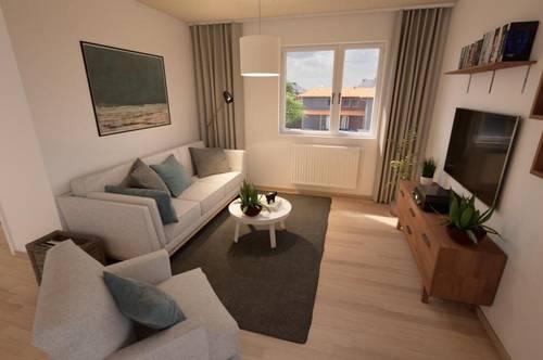 geräumige 3-Zimmer Wohnung in Holzmaßivbauweise
