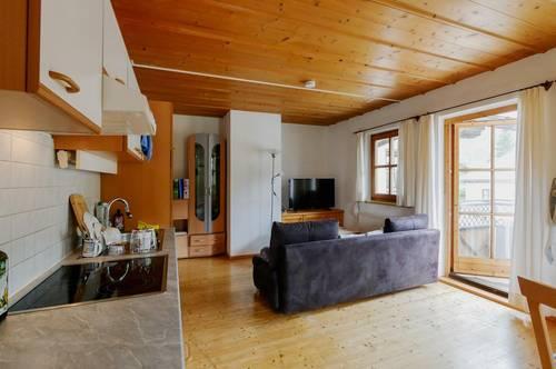 Gemütliche Wohnung mit Salvenblick