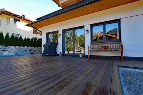 Herrliche Terrassenwohnung im modernen Alpenstil für Paare