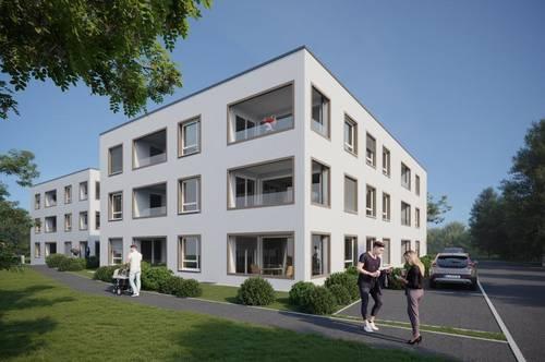 BAUBEGINN! Top Veranlagung - Wohnoase Hammerwerkgasse Vöcklabruck! Geförderte Eigentums- und Anlagewohnungen! TG-Platz jetzt kostenlos!