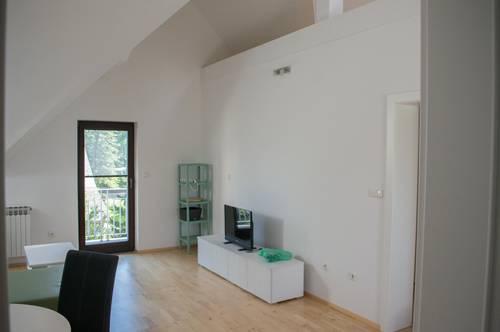 Lichtdurchflutete - Dachgeschoss Wohnung in Mariatrost