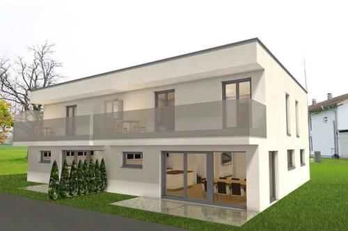 Moderne Doppelhaushälfte in Graz Puntigam zu vermieten. Top 2