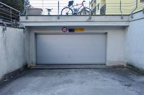 Stellplatz in Tiefgarage für Einspurige Fahrzeuge