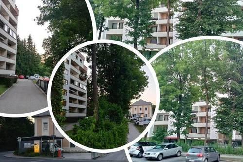 Garconniere 9020 Klagenfurt, zentrale Lage,  Klinikum Klagenfurt