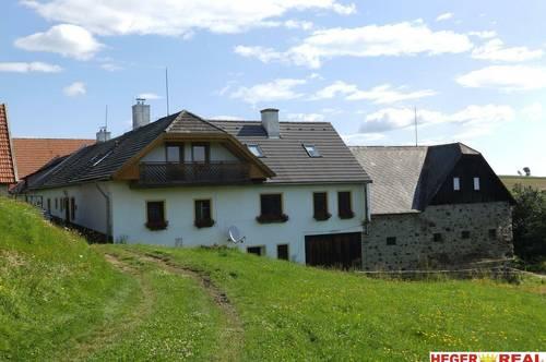 LANDWIRTSCHAFT - 330.000m² GRUND - EIGENE QUELLE