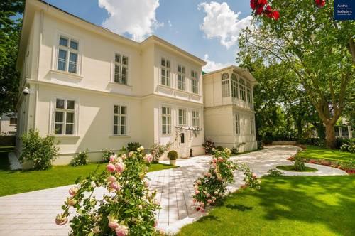 Prachtvolle Luxus-Villa im klassizistischen Stil