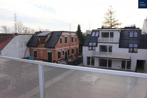 Provisionsfreie neuerbaute , wunderbare Galerie Terrassen-Wohnung beim Liesingbach !