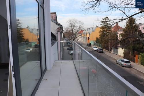Großzügige Galeriewohnung mit 7 m² Balkon. Neu erbaut und PROVISIONSFREI!