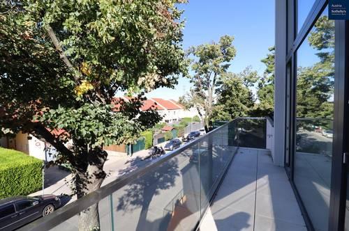 Schöne Galeriewohnung mit Balkon in naturnaher Umgebung. Neuerbaut und PROVISIONSFREI!