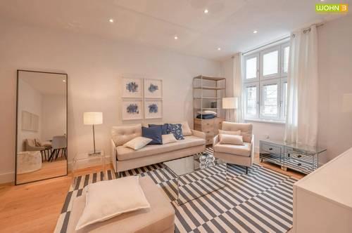 Möblierter City-Luxus: Bestlage im Herzen von Wien!