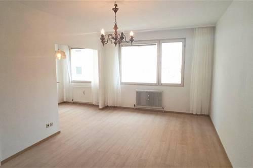 Ob Single oder Pärchen: hier wollen Sie wohnen! (2 Zimmer inkl. Loggia)