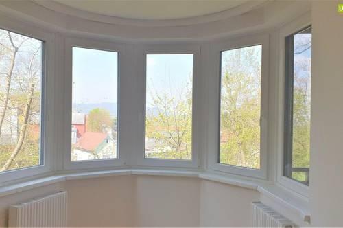 Maisonette-Wohnung mit Balkon in Bisamberg - Garagenplatz inklusive!