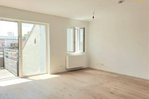 City Life - helle 3 Zimmer Wohnung mit Balkon