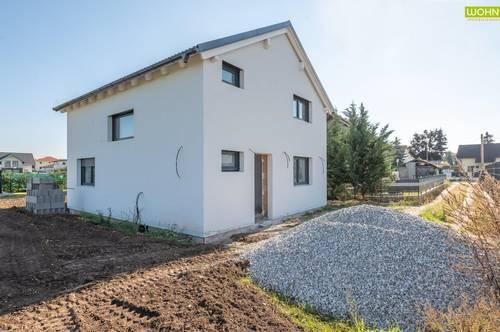 Weihnachten im neuen Zuhause? - Einfamilienhaus in Gänserndorf Süd - Erstbezug
