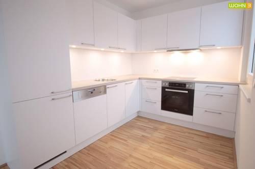 Sonnwendviertel: Herrliche 2-Zimmer-Wohnung mit Balkon