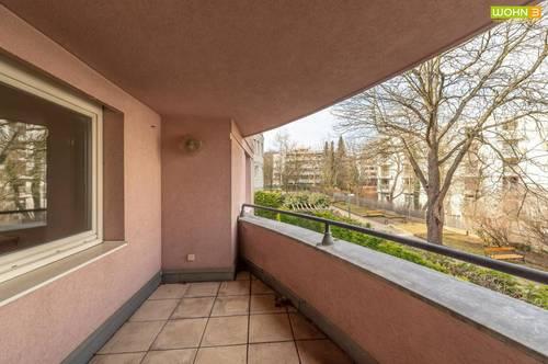 Ruhiger 2-Zimmer-Traum inkl. Garagenplatz!!