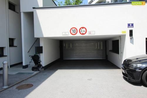 Tiefgaragenstellplatz in der Ehrgottstraße 9, Salzburg Liefering