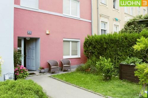 Singlehit - Gartenwohnung im Landhausstil - teilmöbliert