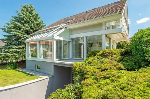großzügig Wohnen in idyllischer Lage nahe von Wien - 1310 m² Grund