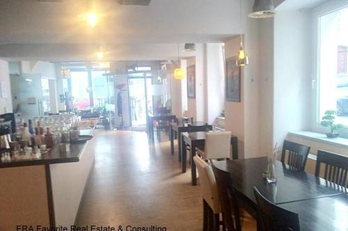 Gute Restaurant in Super Lage Wien 1090
