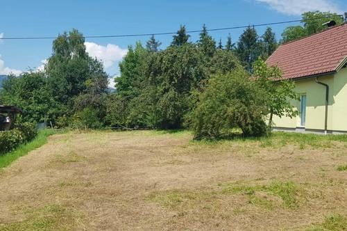 RESERVIERT!!!!Kleines entzückendes Einfamilienhaus mit großem Grundstück in Obersielach/Völkermarkt