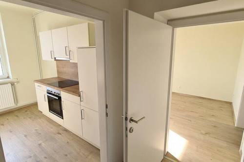 2 Zimmer Wohnung neu renoviert / Sparkassenpark