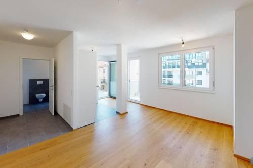 orea | Moderne 2-Zimmer-Wohnung mit Balkon | Smart besichtigen · Online anmieten | DBG