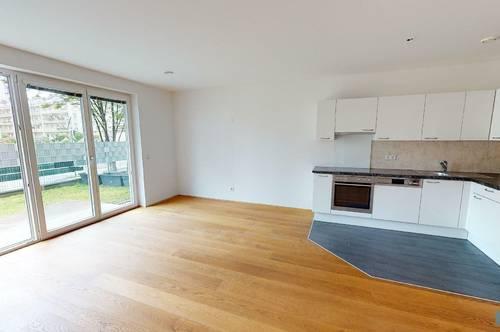 orea | Moderne 2-Zimmer-Wohnung mit Garten zum Entspannen | Smart besichtigen · Online anmieten | DS1