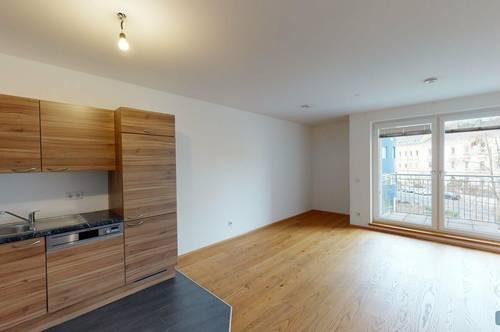 orea | Moderne 2-Zimmer-Wohnung mit Balkon und Loggia| Smart besichtigen · Online anmieten | DS1