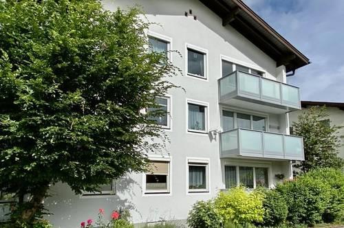 3-Zimmer-Wohnung im Grünen