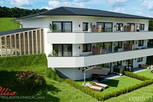 Neubauprojekt - Exklusives Wohnen mit Fernblick