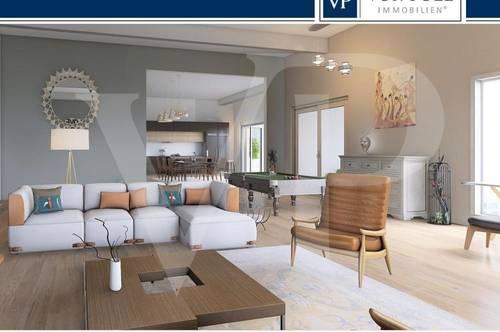 3-Zimmer-Wohnung mit großer Ruheterrasse