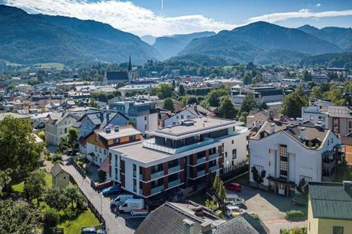 PREMIUM PENTHOUSE in Bad Ischl   ERSTBEZUG