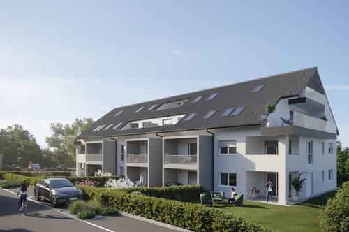 ENGERWITZDORF +++ Dachgeschosswohnung mit 30 m2 Terrasse +++
