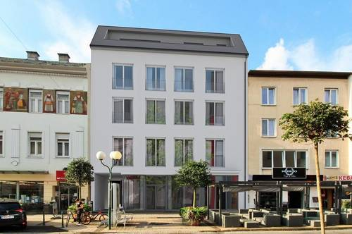 Top Mietwohnung - barrierefrei & Erstbezug - Zentrum Spittal