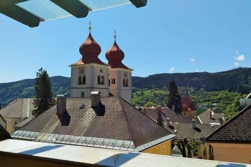 RESERVIERT! Luxusferienwohnung mit Blick auf den Millstättersee und 1000 Jahre Geschichte
