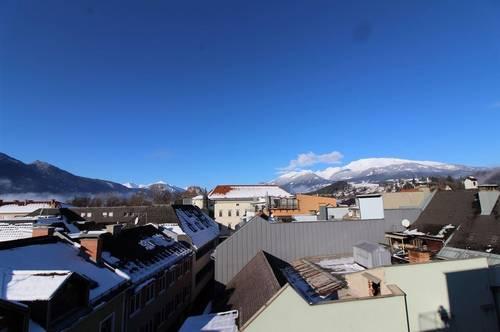Traumwohnung mit 84 m² XXL Panorama Dachterrasse - Zentrum Spittal