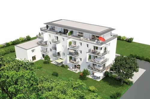 RESERVIERT! Perfekte Neubau Stadtwohnung - Wohnanlage Rizzistraße 7 - Nähe Stadtpark