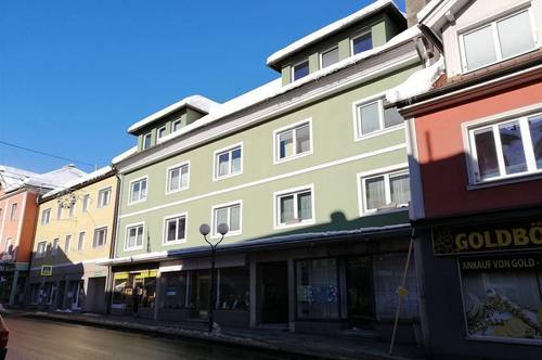 Helle, nette 3 Zimmer Stadtwohnung in FH Nähe - Zentrum Spittal