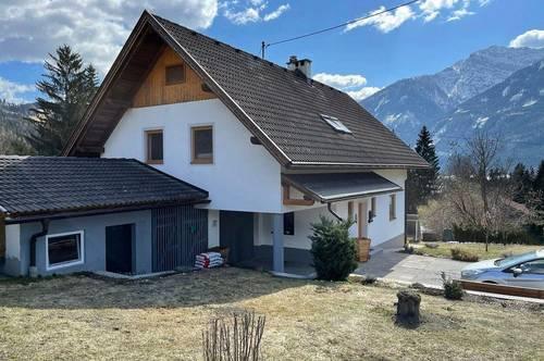 Schönes Ferienhaus im oberen Drautal - KÄRNTEN