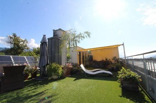 Top Penthouse Wohnung mit Dachterrasse - Zentrum Spittal