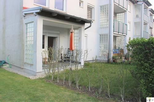Top Wohnung mit Garten!